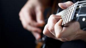 私は趣味でエレキギターを弾くことが好きなんですが・・・
