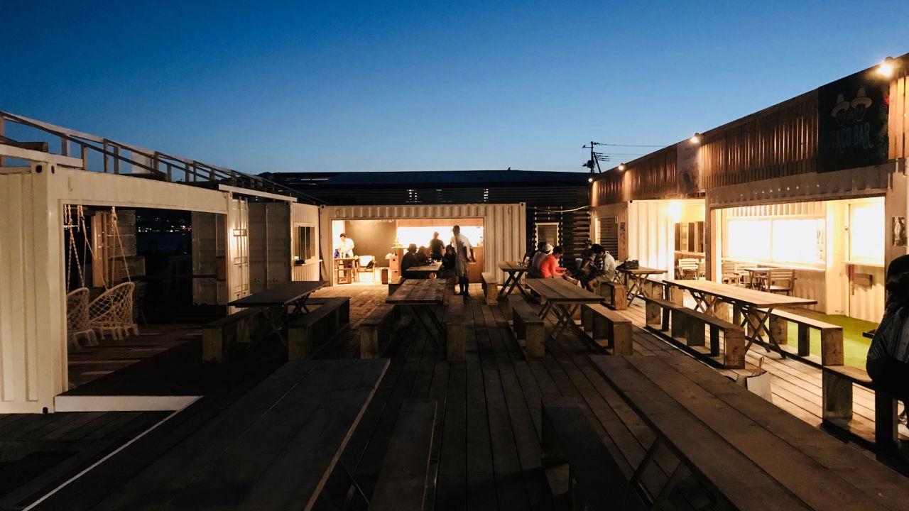 2018season海の家 鎌倉由比ガ浜