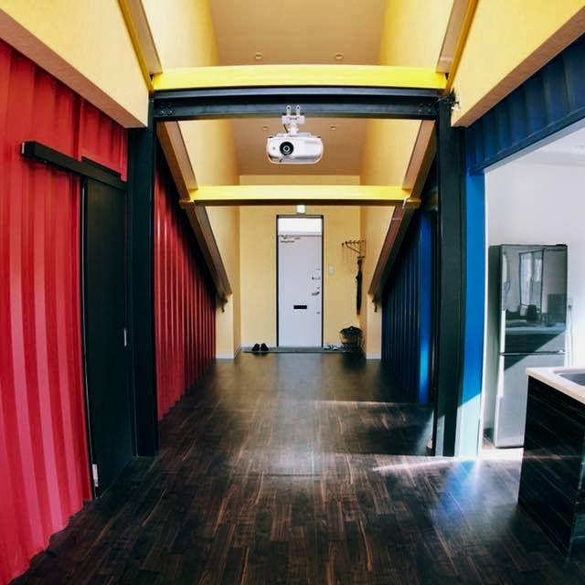 コンテナハウスのデザイナーズハウス