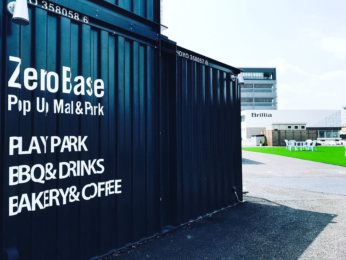 Read more about the article ポップアップモール – ZeroBase ARIAKE Pop-Up Mall & Park